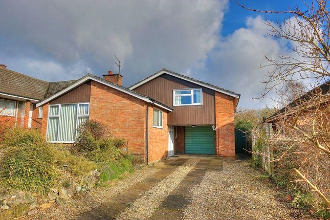 Thumbnail Detached bungalow for sale in Parsons Mead, Norwich