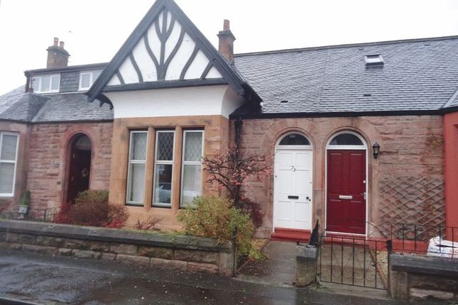 Thumbnail Terraced house for sale in Hill Street, Alloa