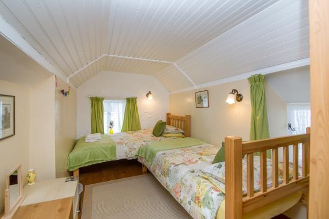 Bedroom Two of Polperro, Looe, Cornwall PL13