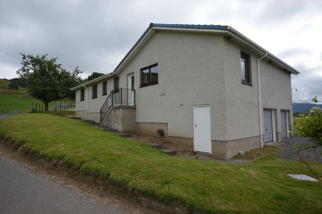 Thumbnail Bungalow to rent in Clunebeg, Pitlochry