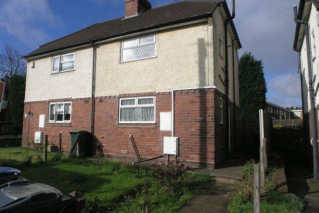 Semi-detached house for sale in Windsor Road, Rowley Regis
