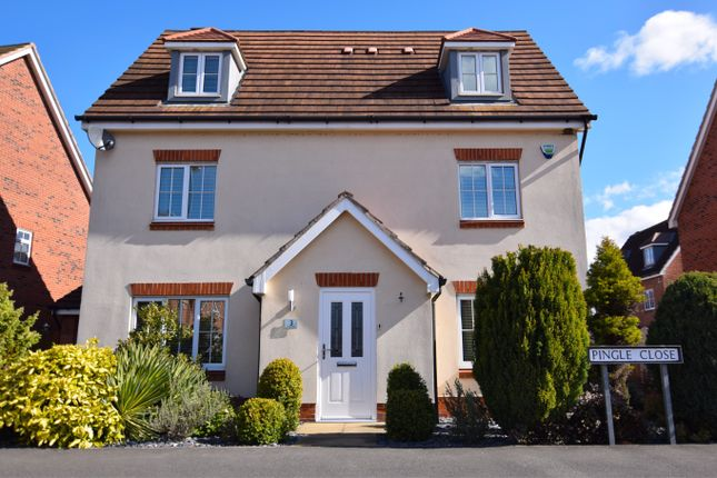 Thumbnail Detached house for sale in Pingle Close, Shireoaks, Worksop, Nottinghamshire