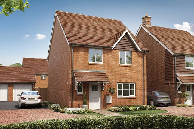 "Thumbnail Detached house for sale in ""The Mylne"" at Drove Lane, Main Road, Yapton, Arundel"
