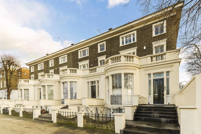 Thumbnail Semi-detached house for sale in St. Johns Wood Road, London