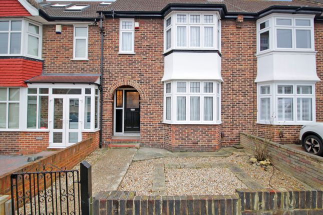 Thumbnail Terraced house to rent in Further Green Road, Catford