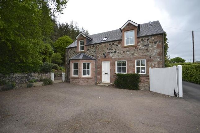 Thumbnail Detached house to rent in Coach House, Ancrum, Jedburgh