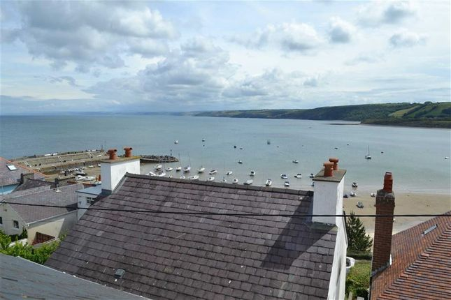 Thumbnail Terraced house for sale in High Terrace, New Quay, Ceredigion