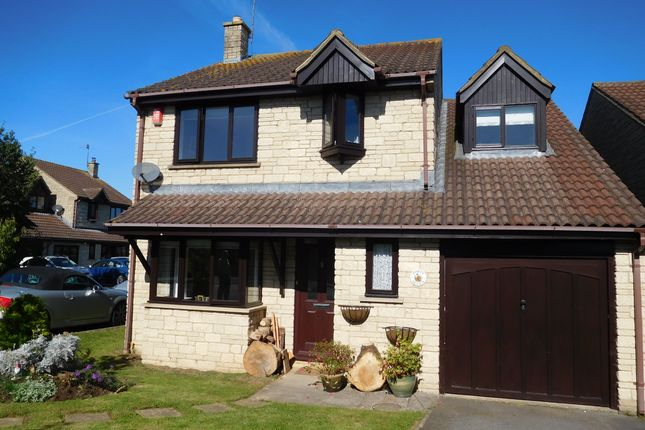 Thumbnail Detached house to rent in Godwins Close, Atworth, Melksham