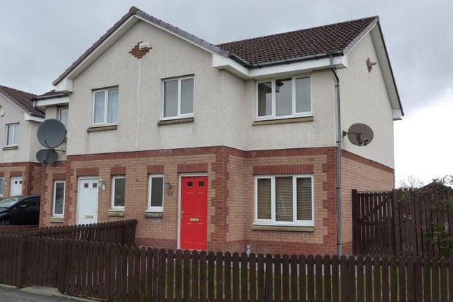 Thumbnail Semi-detached house to rent in Glenmuir Avenue, Priesthill, Glasgow