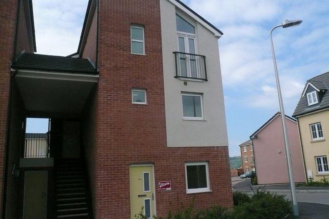Thumbnail Flat to rent in Clos Cwm Golau, Gelli Dawel, Merthyr Tydfil