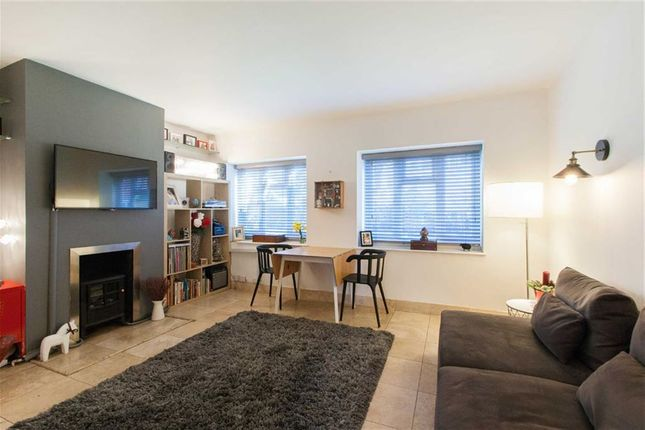 Thumbnail Block of flats for sale in Avenue Crescent, London