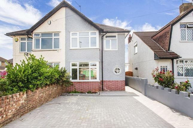 Thumbnail Semi-detached house for sale in Pield Heath Road, Hillingdon