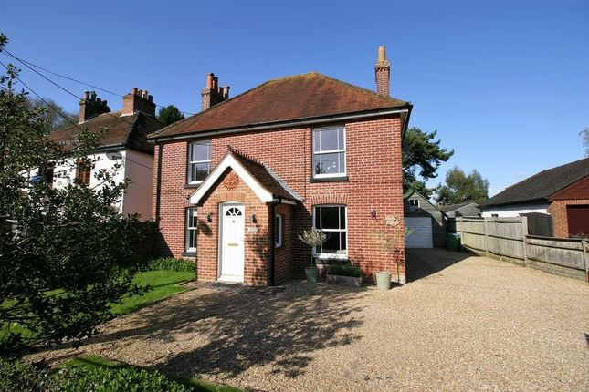 Thumbnail Detached house for sale in Funtley Road, Fareham