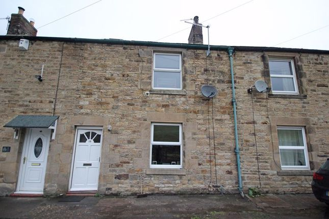2 bed terraced house for sale in Smiths Terrace, Haydon Bridge, Hexham NE47