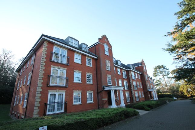 Thumbnail Flat to rent in Montague Close, Wokingham
