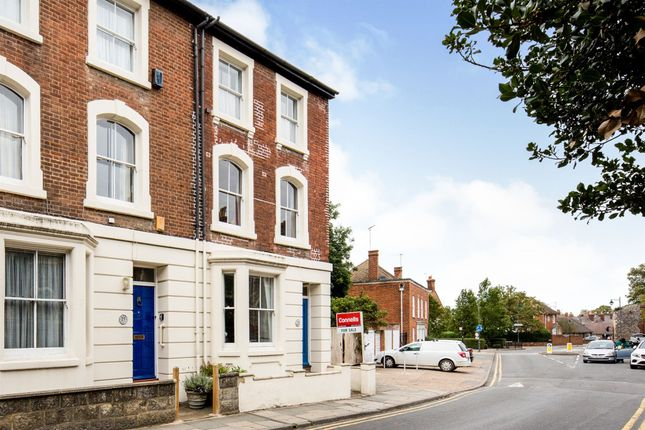 Thumbnail End terrace house for sale in Monastery Street, Canterbury