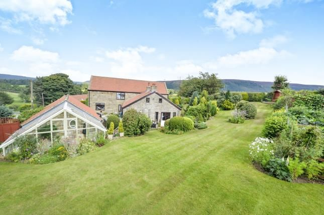 Thumbnail Detached house for sale in Ingleby Greenhow, Great Ayton, North Yorkshire, England