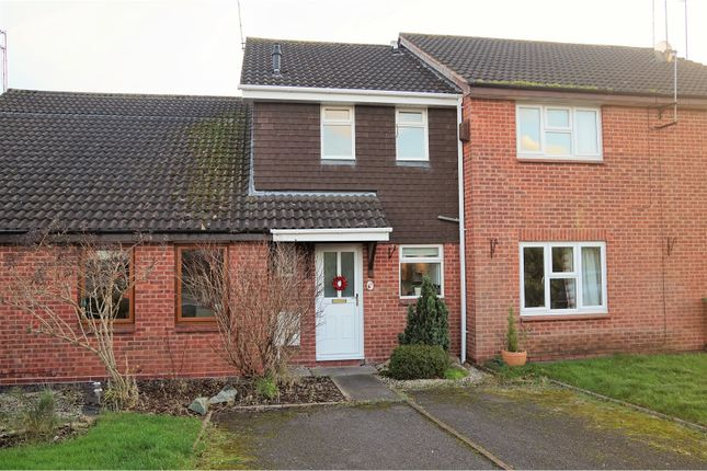 Thumbnail Terraced house for sale in Seymour Road, Alcester