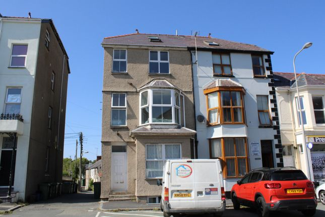 Thumbnail End terrace house for sale in Churton Street, Pwllheli, Gwynedd