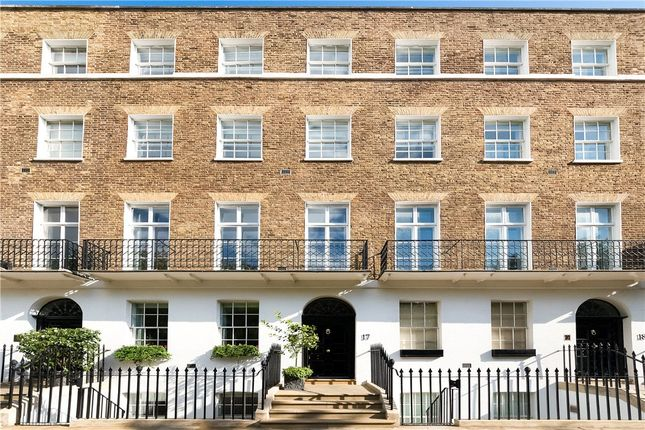 Thumbnail Terraced house for sale in Earls Terrace, London