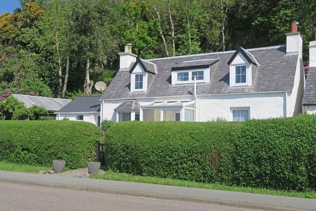 Thumbnail Cottage for sale in Reraig, Kyle, Ross-Shire