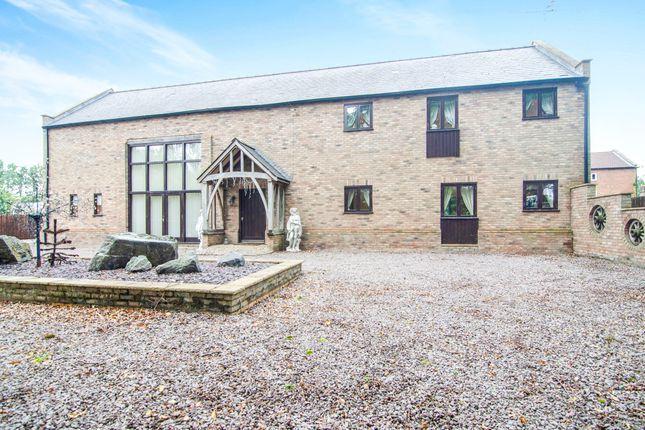Barn conversion for sale in Station Road, Terrington St Clement, Kings Lynn, Norfolk