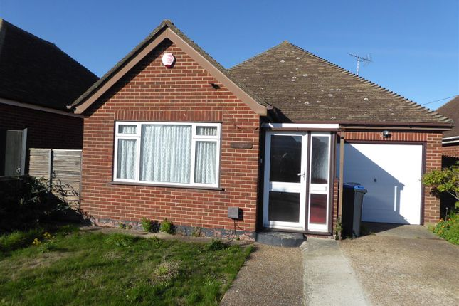 Thumbnail Detached bungalow for sale in Freda Close, Broadstairs