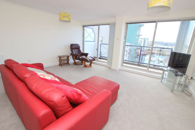 Thumbnail Flat for sale in Compass House, Mariners Court, Lower Street, Plymouth, Devon