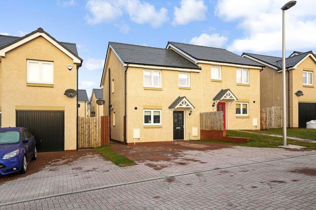 Thumbnail Semi-detached house for sale in 15 South Quarry Brae, Gorebridge, Midlothian