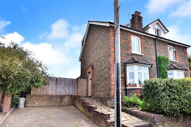 Thumbnail Semi-detached house for sale in Dormansland, Surrey