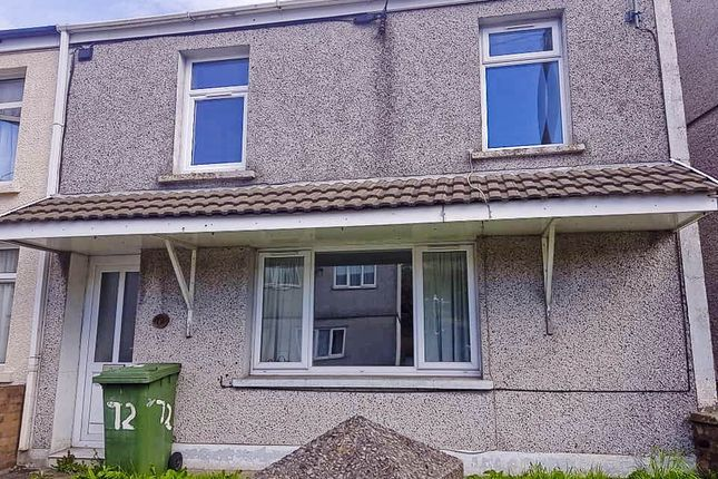 Thumbnail End terrace house to rent in Aberdare -, Aberdare