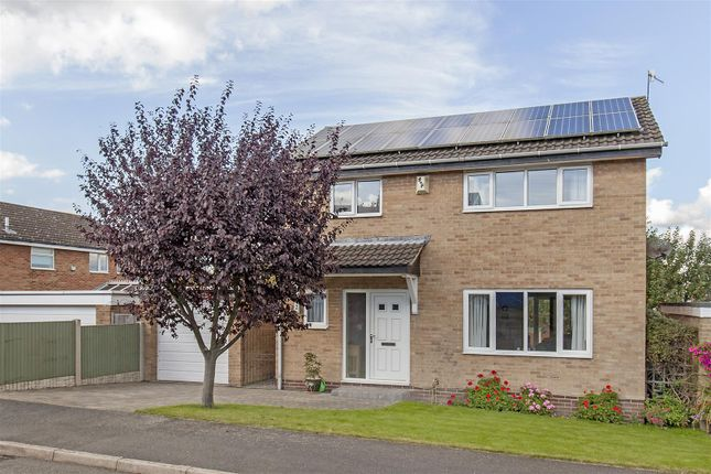 Thumbnail Detached house for sale in Blyth Close, Walton, Chesterfield