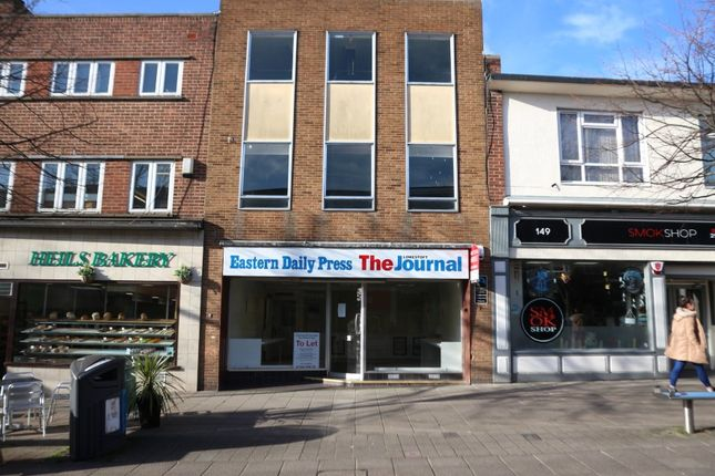 Thumbnail Industrial for sale in 147 London Road North, Lowestoft, Suffolk