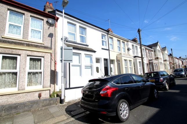 Thumbnail Flat to rent in St. Georges Avenue, Plymouth