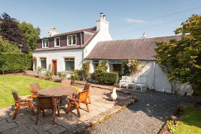 Thumbnail Detached house for sale in Mill Road, Earlston