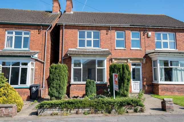 Thumbnail Semi-detached house for sale in Boston Road, Spilsby