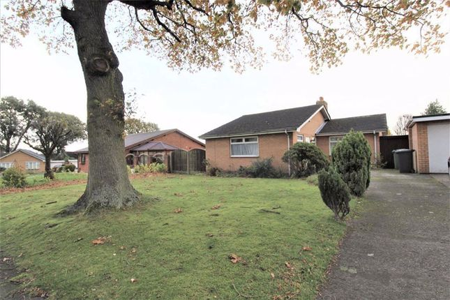 Thumbnail Detached bungalow to rent in Pineways, Appleton, Warrington