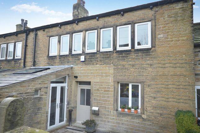 Thumbnail End terrace house for sale in Primrose Lane, Kirkburton, Huddersfield, West Yorkshire