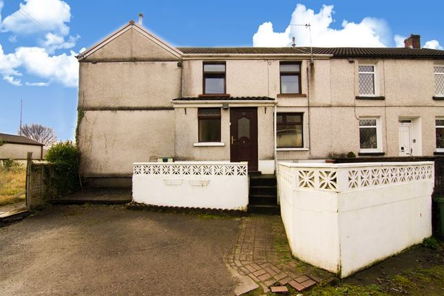 Thumbnail Terraced house for sale in Llwydcoed, Aberdare