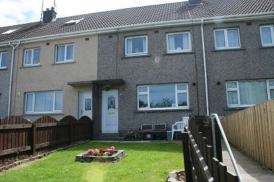 Front of 20 Chain Road, Creetown DG8