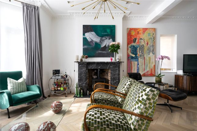 Thumbnail Semi-detached house for sale in Hanover Road, Kensal Green