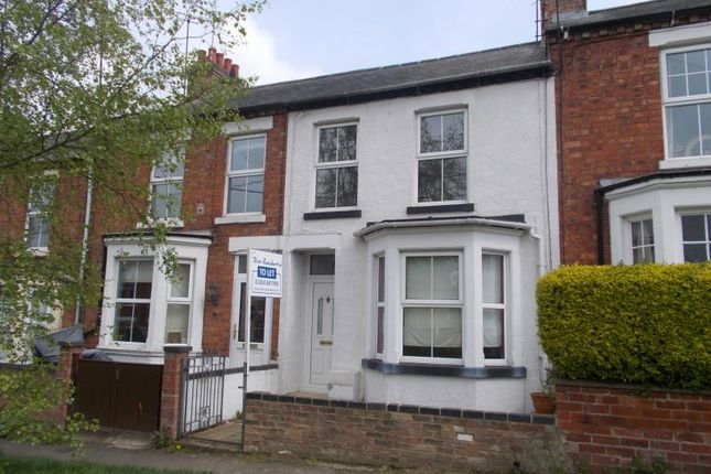3 bed terraced house to rent in The Banks, Long Buckby, Northampton NN6