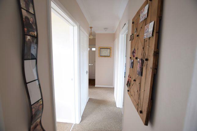 Hallway of Martello Court, Pevensey Bay BN24