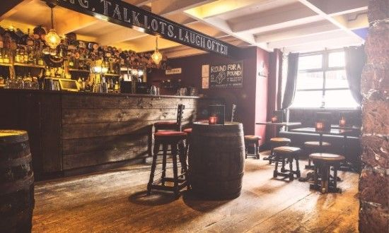 Thumbnail Pub/bar for sale in Century Street, Manchester