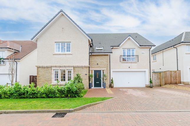 Thumbnail Detached house for sale in Castleton Crescent, Kinnaird Village