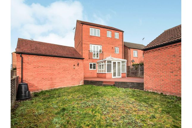 Thumbnail Property to rent in Cane Avenue, Peterborough