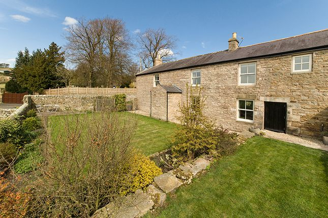 Thumbnail Farmhouse for sale in Melkridge Farmhouse, Melkridge, Northumberland