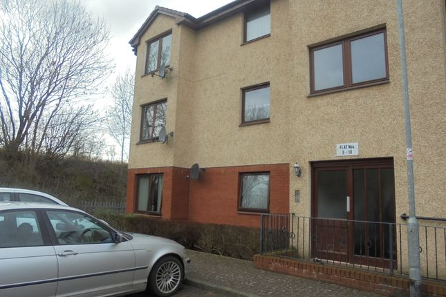 Thumbnail Flat for sale in Goldcrest Court, Wishaw