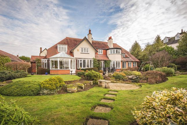 Thumbnail Detached house for sale in North Lodge, Hazelwood Road, Duffield