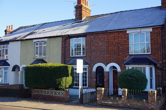 Thumbnail Terraced house for sale in Grove Road, Hitchin